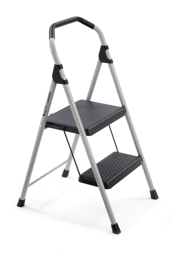 Gorilla Ladders 2-Step Lightweight Steel Step Stool