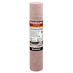 RedGard 54 sq. ft 39.4 inch x 16.5 ft Uncoupling Mat Membrane for Tile and Stone