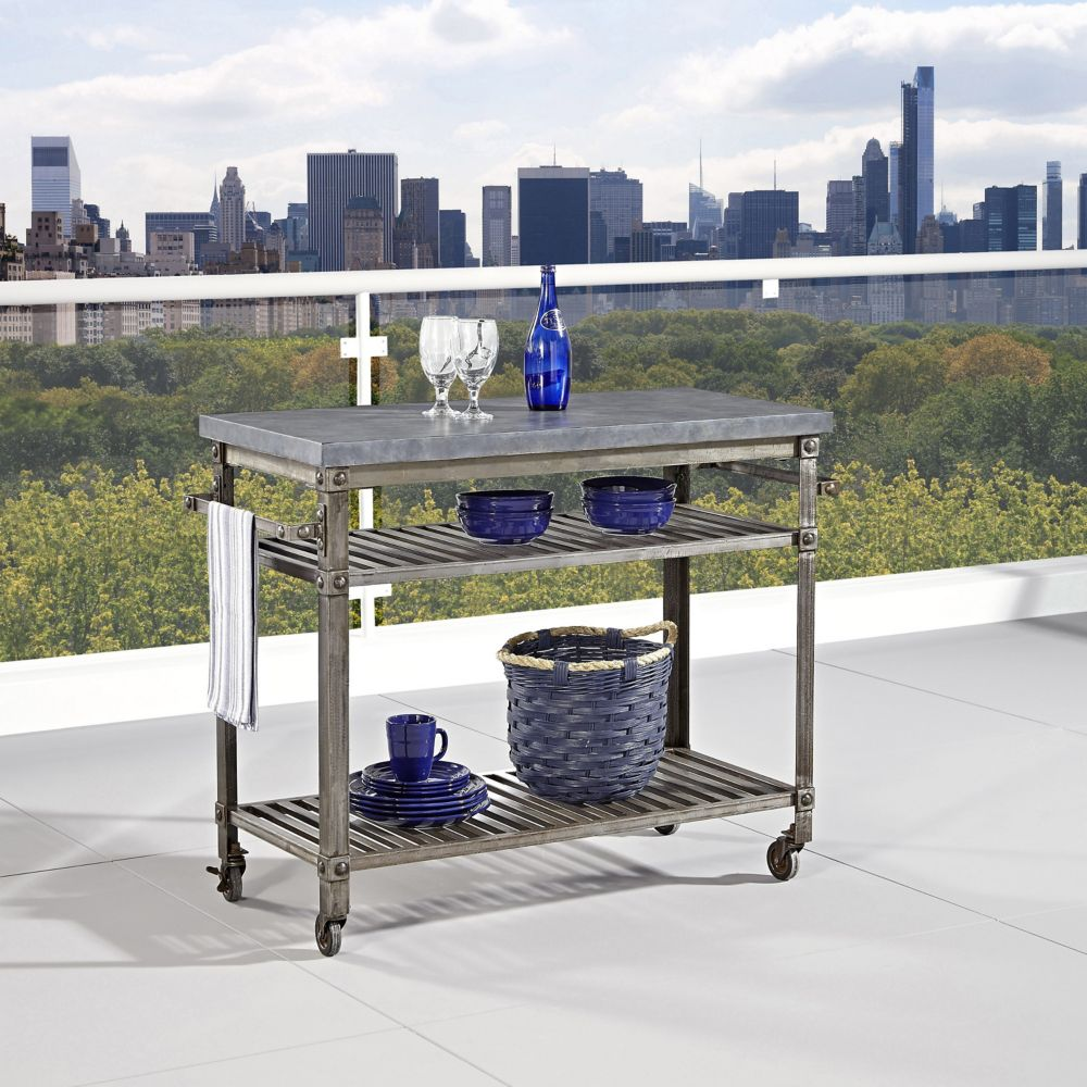 Urban Style Kitchen Cart