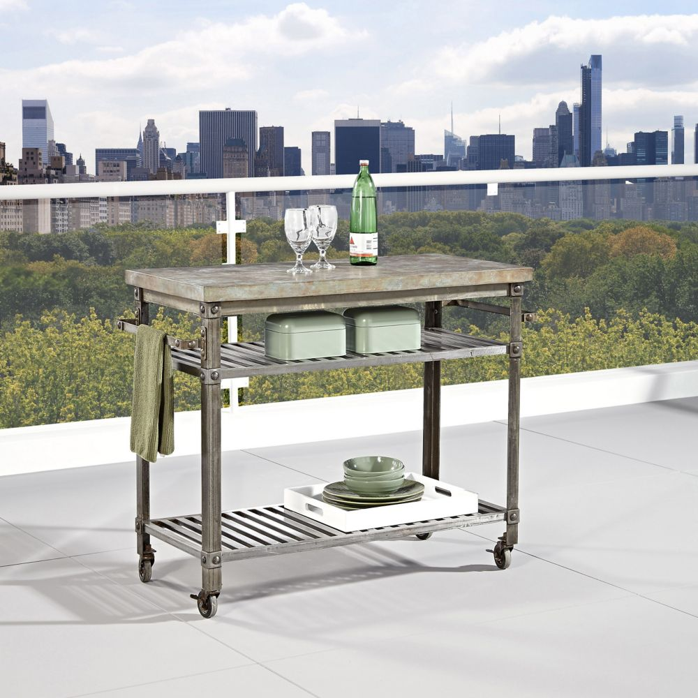 Urban Style Kitchen Cart