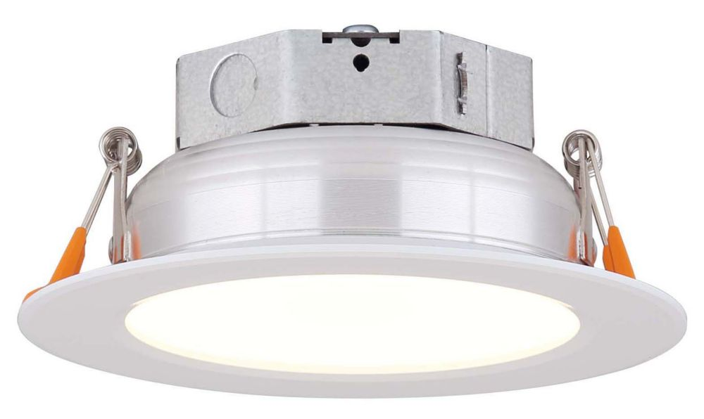 4 Inch LED White Recessed Kit