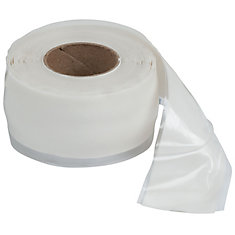 1 Inch x 10 Feet Repair Tape White