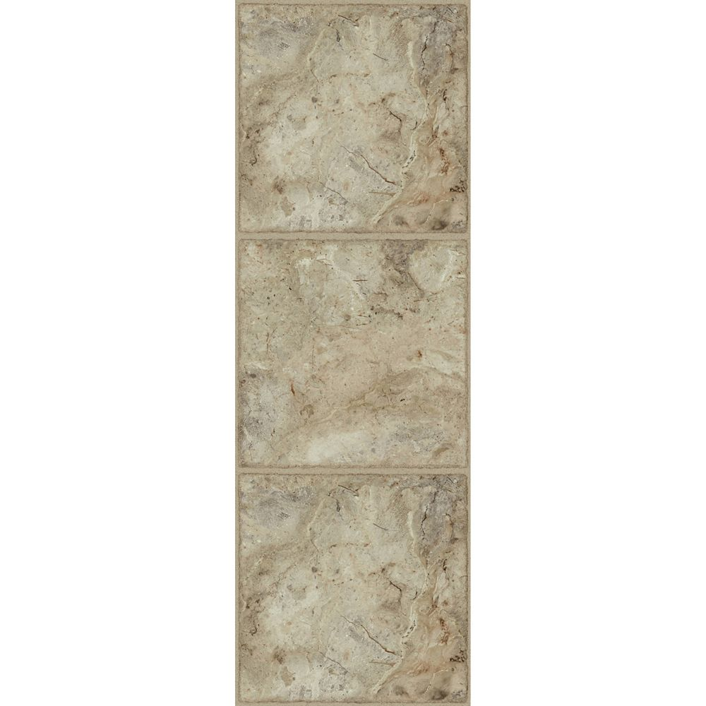 12-inch x 36-inch Luxury Vinyl Tile Flooring in Cordoba (24 sq. ft./case)