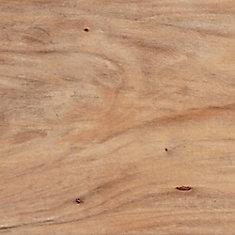 Latte pour plancher, vinyle de luxe, 6 po x 36 po, Apple Blonde, 24 pi2/boîte