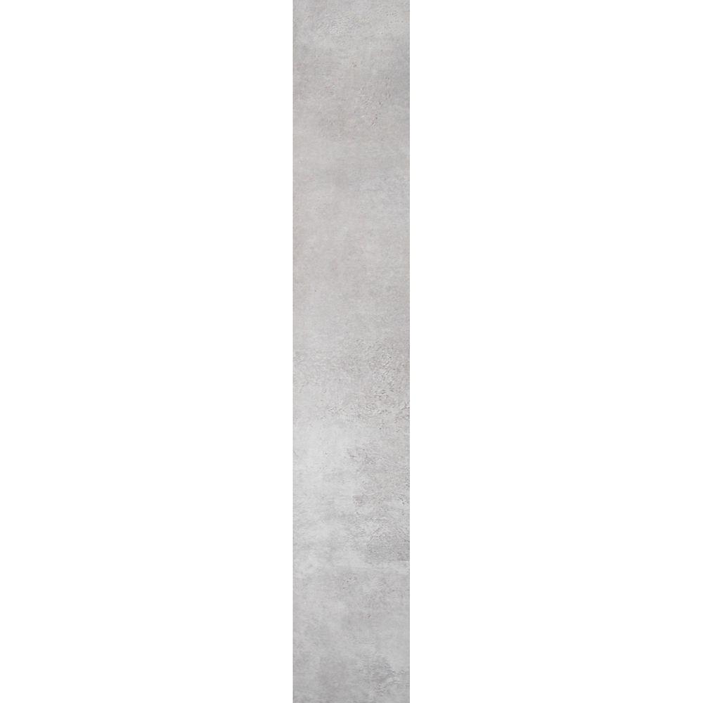 6 Inch X 36 Inch White Luxury Vinyl Plank Flooring (24 Sq. Feet/Case)