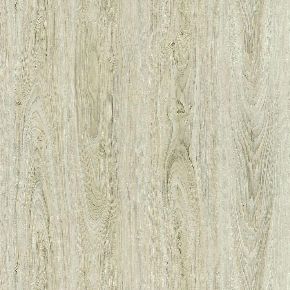 Planches de revêtement de sol en vinyle Allure 6 po x 36 po Orme des Alpes (24Pi. carré par caiss...