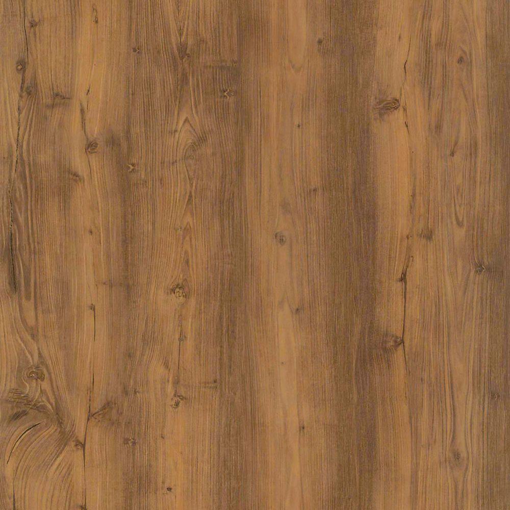 Planches de revêtement de sol en vinyle Allure 6 po x 36 po Bois de grange (24Pi. carré par caiss...