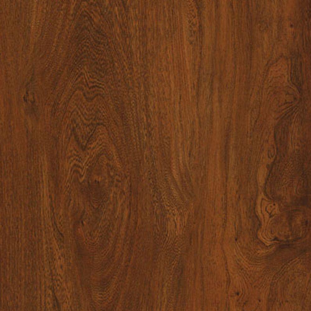 7.5 Inch X 47.6 Inch Red Mahogany Luxury Vinyl Plank Flooring (19.8 Sq.Feet/Case)