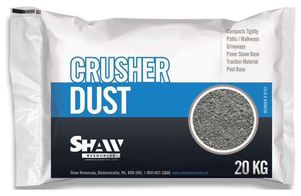DIY Product Line DIY Crusher Dust 44lb 5.2 cu.ft