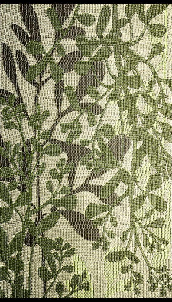 Frisco Green/Brown 4 x 6 feet Outdoor Reversible Area Rug