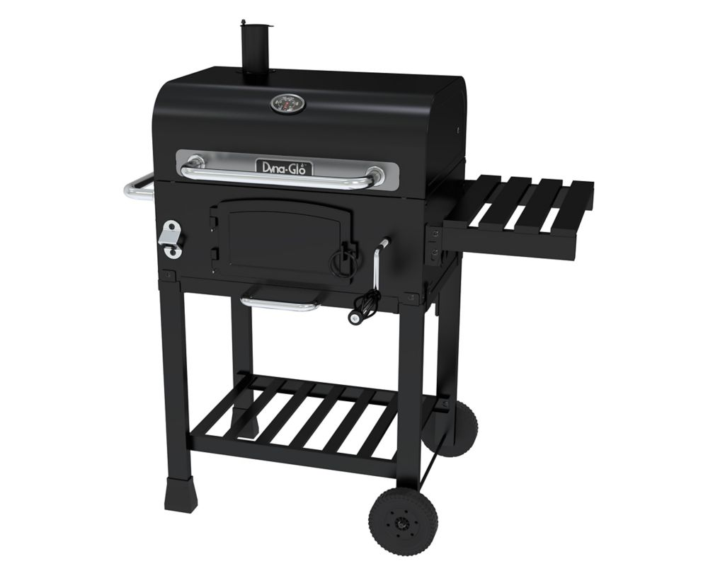 Dyna-Glo Compact Charcoal BBQ in Black