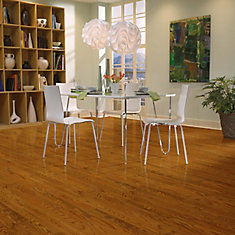 White Oak Gunstock 3/4-inch x 3 1/4-inch x Varying Length Hardwood Flooring (22 sq. ft. / case)