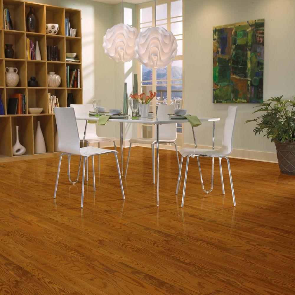 White Oak Gunstock d'American Home Series de 1,91cm (¾po)  d'épaisseur x 8,25cm (3¼po)