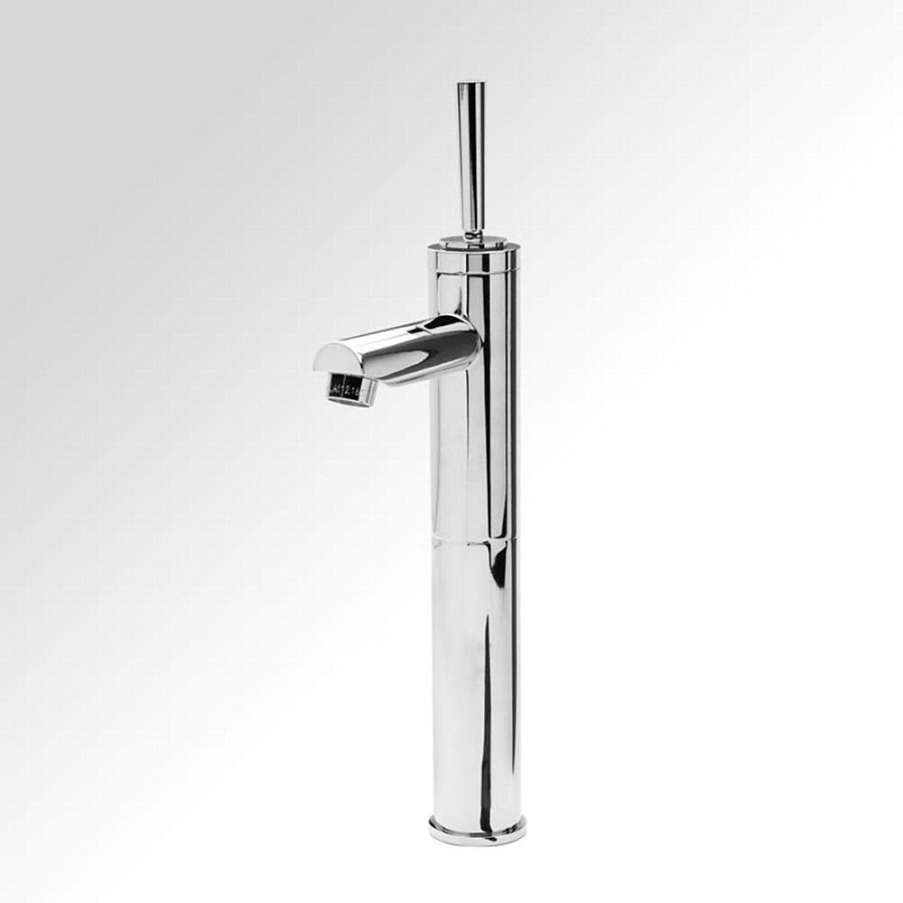 Art Bathe Colonna Single-Lever Bathroom Faucet in Chrome Finish