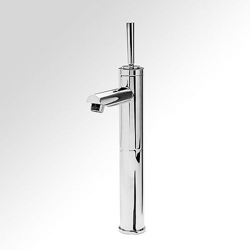 Art Bathe Colonna Single-Lever Bathroom Faucet in Chrome Finish
