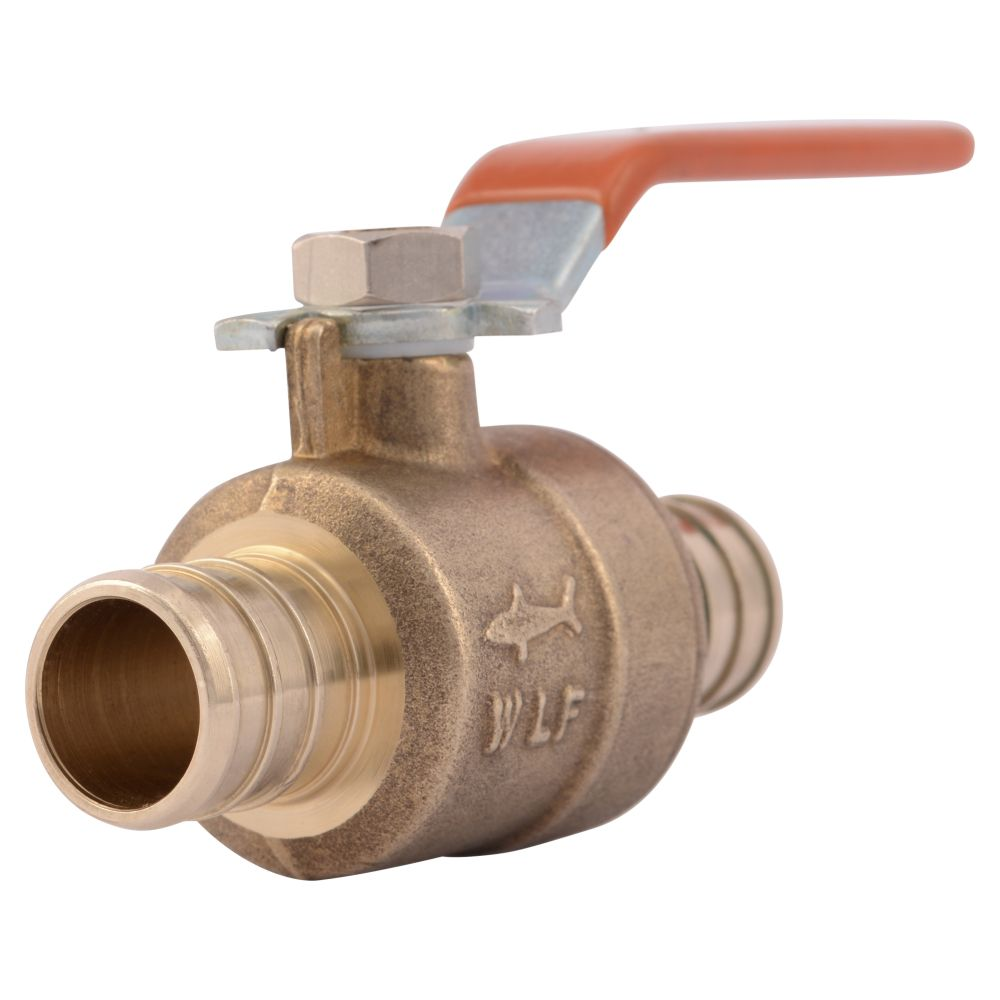 SharkBite 3/4 Inch PEX BALL VALVE