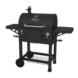 Dyna-Glo Heavy-Duty Charcoal BBQ in Black