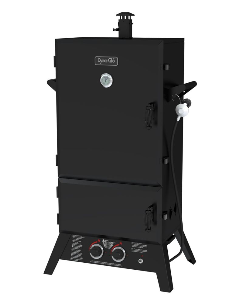 DGW1904BDP-D 43 Inch Widebody LP Gas Smoker