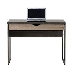 Homestar 1-Drawer Laptop Desk in Reclaimed Wood
