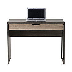 1-Drawer Laptop Desk in Reclaimed Wood