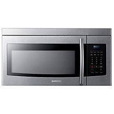 1.6 cu.ft. Over The Range Microwave in Stainless Steel