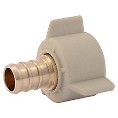 1/2 Inch PEX x 1/2 Inch FNPT SWIVEL ADAPTER