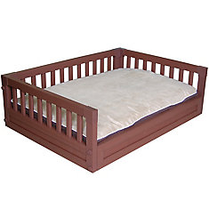Habitat N' Home My Buddy's Bunk Russet - Large