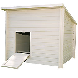 NewAgePet Ecoflex Jumbo Fontana 12-Hen Chicken Barn