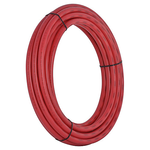 3/4 Inch X 100 Feet RED PEX PIPE