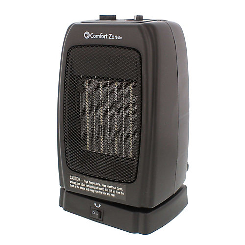 Oscillating Heater/Fan Ceramic Heater