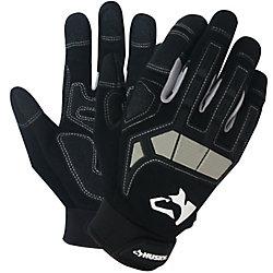 HUSKY SB HKY Heavy Duty Work Glove XL (3-Pack)