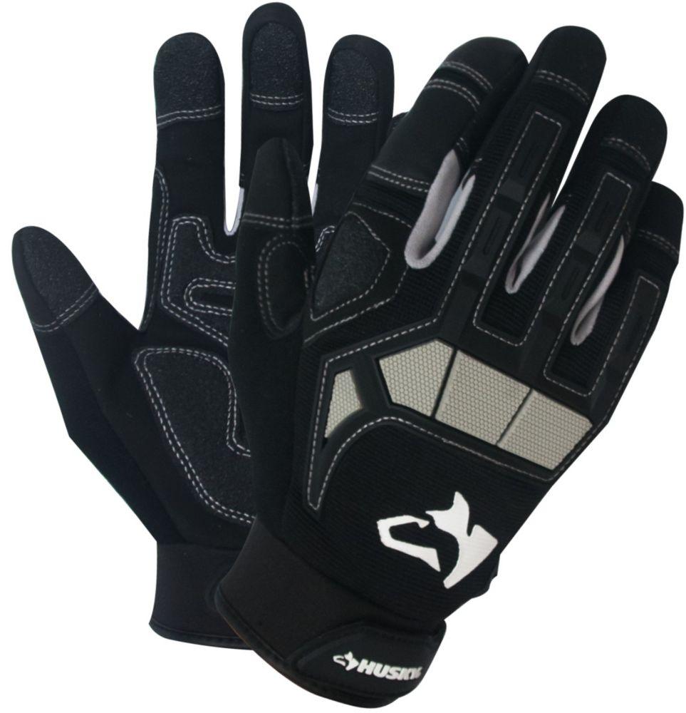 HUSKY SB HKY 3PK Heavy Duty Work Glove XL