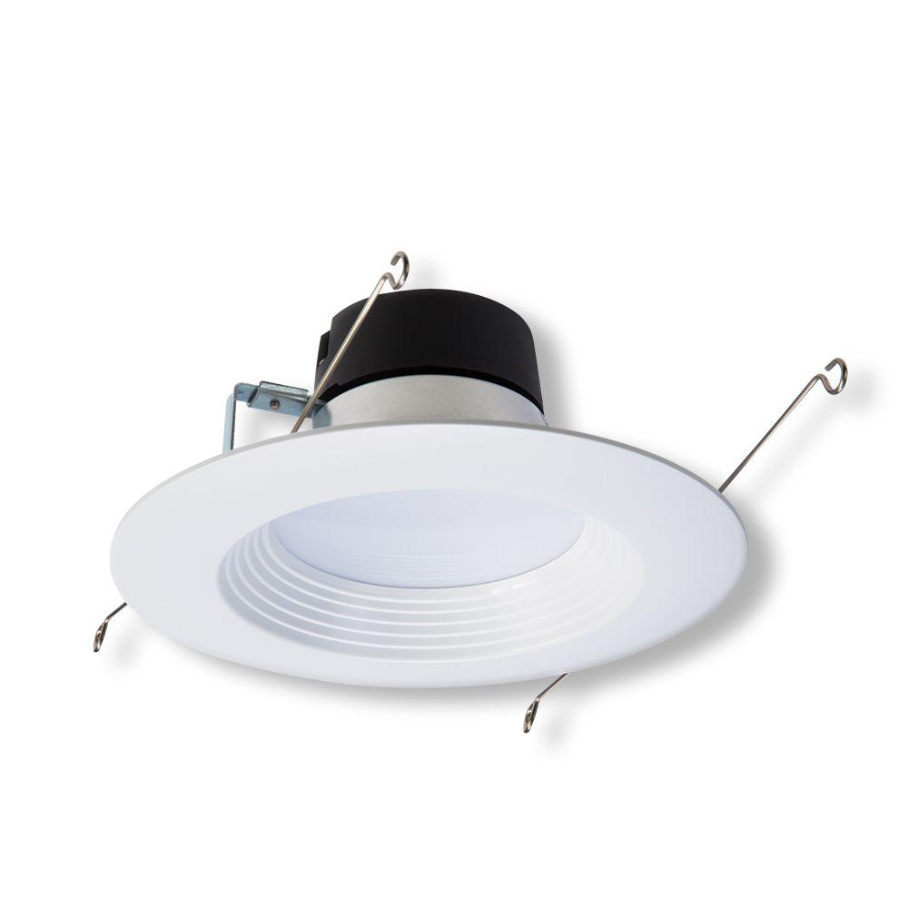 4 Inch LED Retrofit Trim, White, 36pk