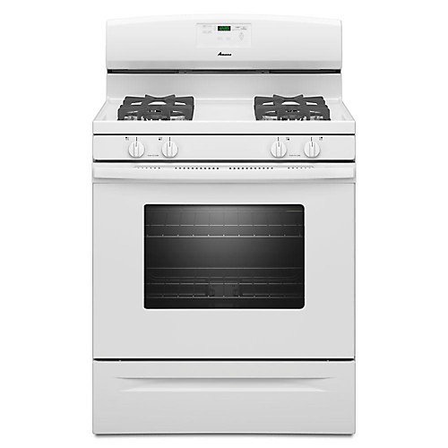 5.0 Cu. Feet Freestanding Gas Range with AccuBake Temperature Management System