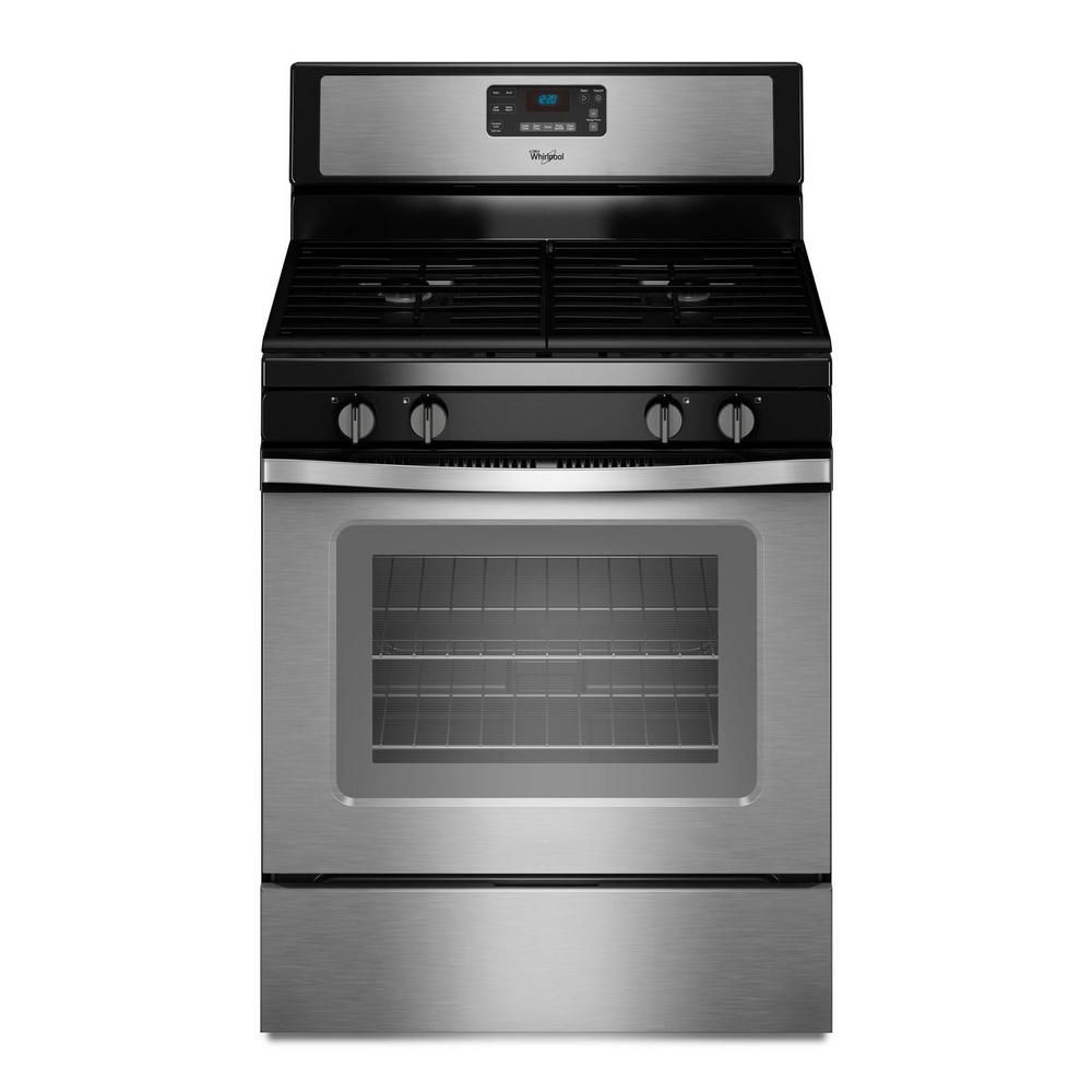Ge 30 Inch Free Standing Convection Double Oven Gas Range