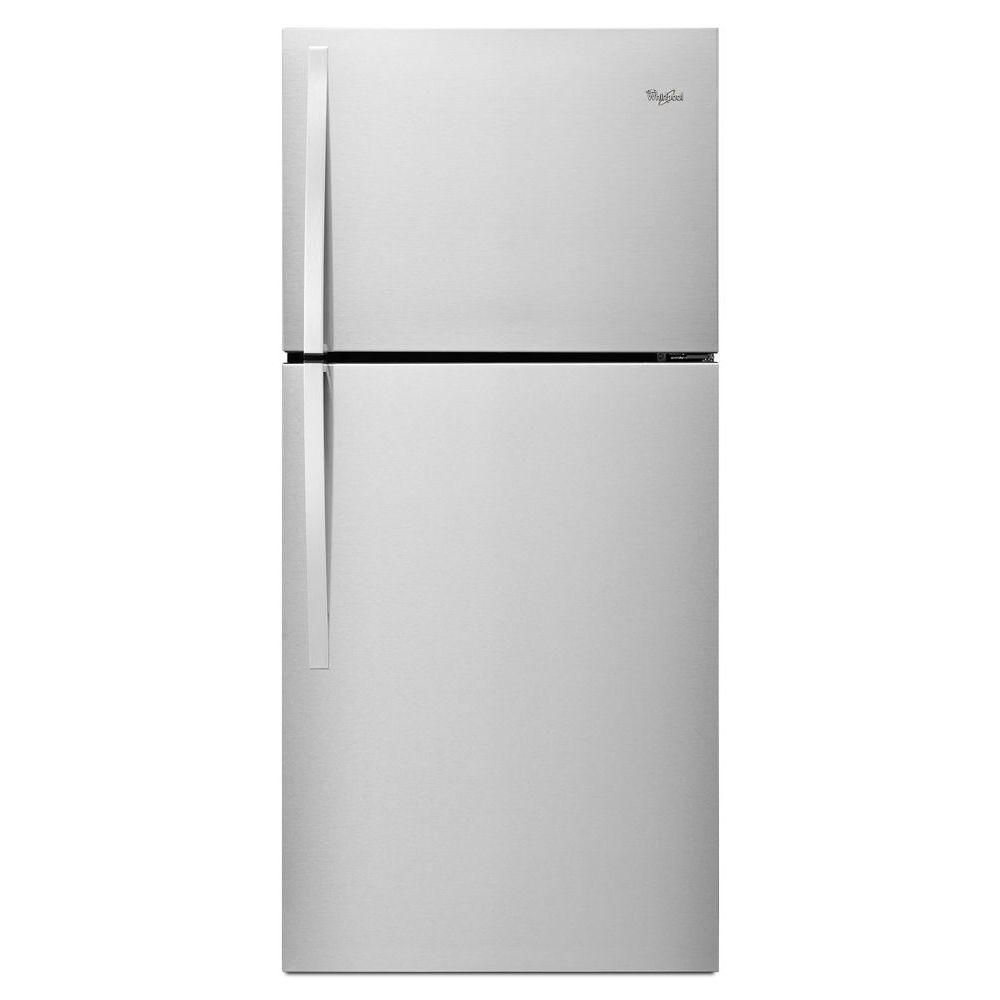 30-inch Wide Top-Freezer Refrigerator - 19.2 cu. Feet,