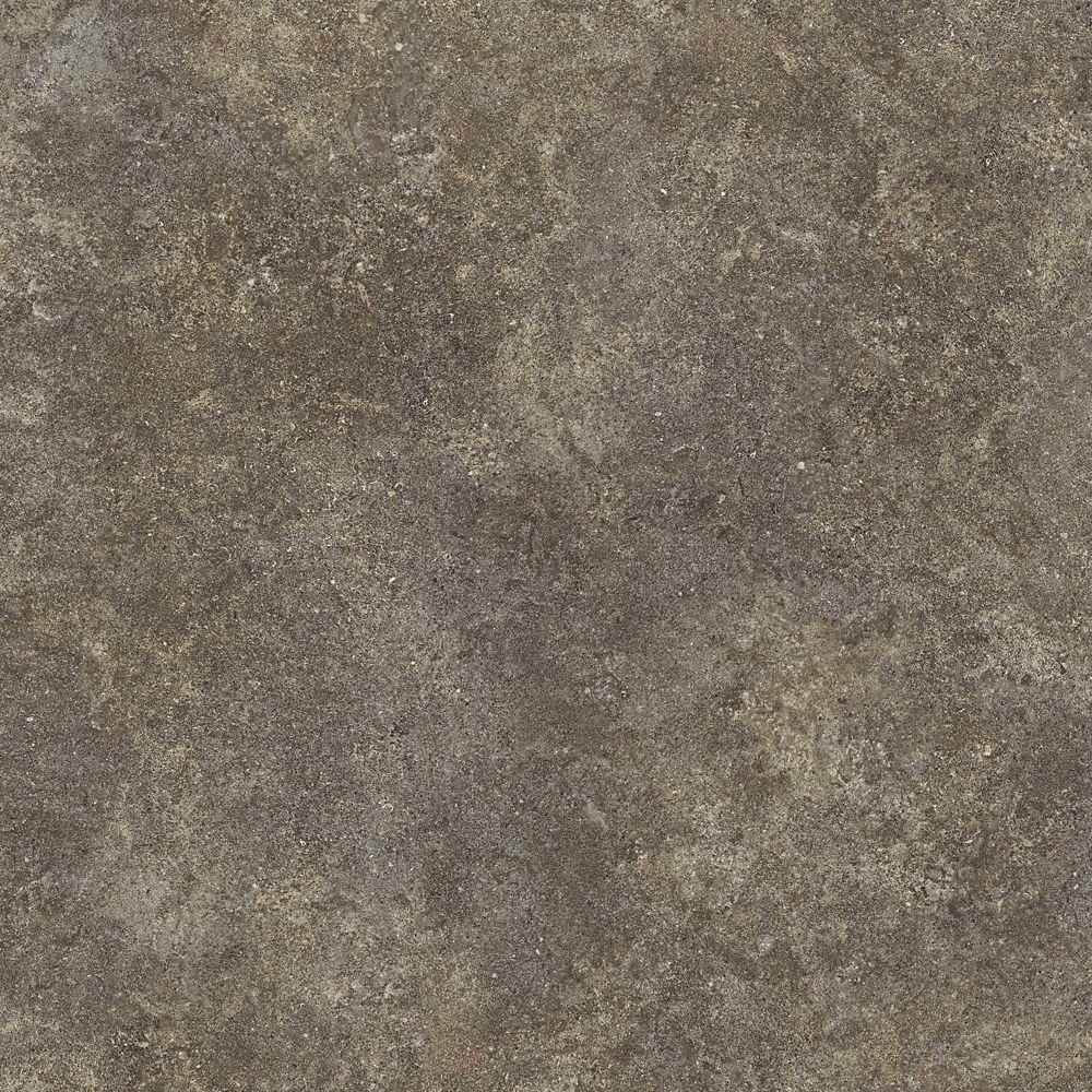 12-inch x 23.82-inch Luxury Vinyl Tile Flooring in Cocoa (19.8 sq. ft./case)