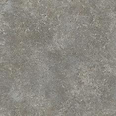 Gunmetal12-inch x 23.82-inch Luxury Vinyl Tile Flooring (19.8 sq. ft. / case)
