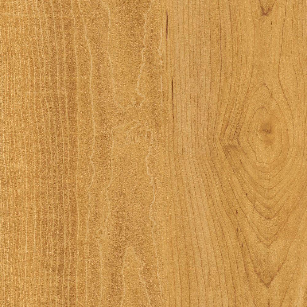 6 Inch. X 36 Inch. Blonde Maple Luxury Vinyl Plank Flooring (24 Sq. Ft./Case)
