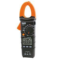 Klein Tools Multimètre à pince numérique, échelle automatique c.a. avec lecture de température