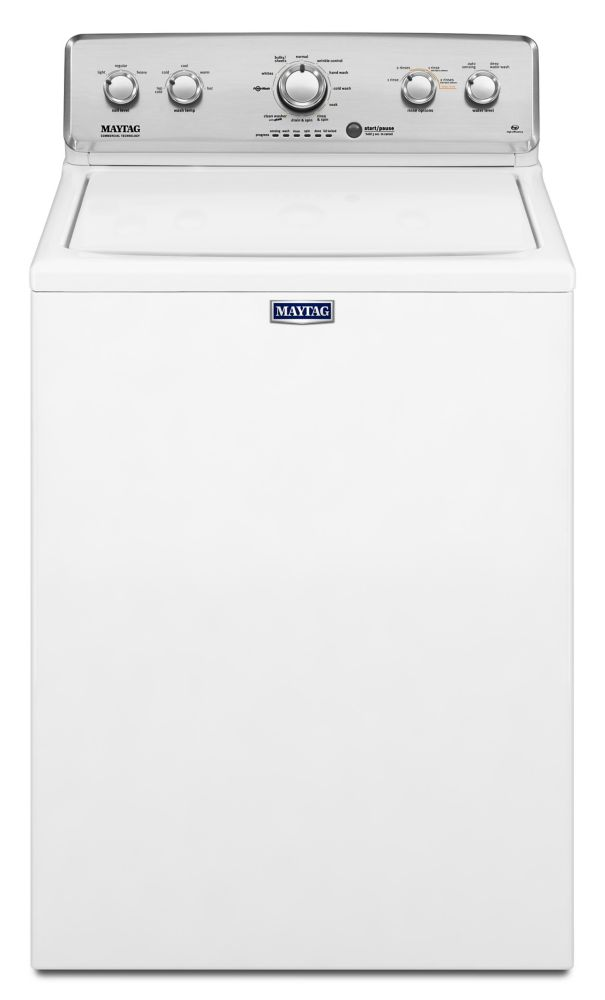 Top Load Washer with the Deep Water Wash Option and PowerWash<sup>®</sup> Cycle - 4.8 cu. Feet IE...