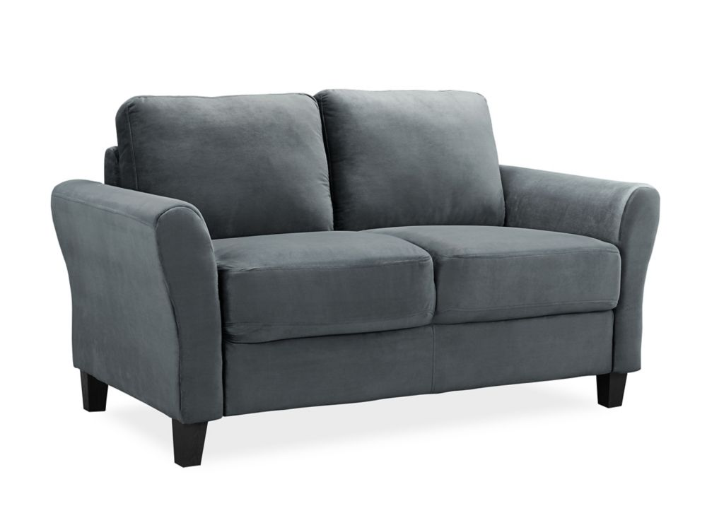 Kingston Loveseat - Grey
