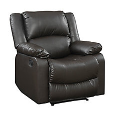 Peuplier faux-tremble Recliner Java/Marron