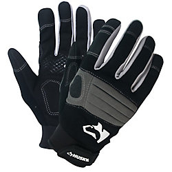 HUSKY Medium Duty Work Gloves (3-Pack)