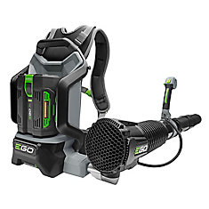 145 MPH 600 CFM 56V Li-Ion Cordless Backpack Blower with 5.0Ah Battery and Charger Included