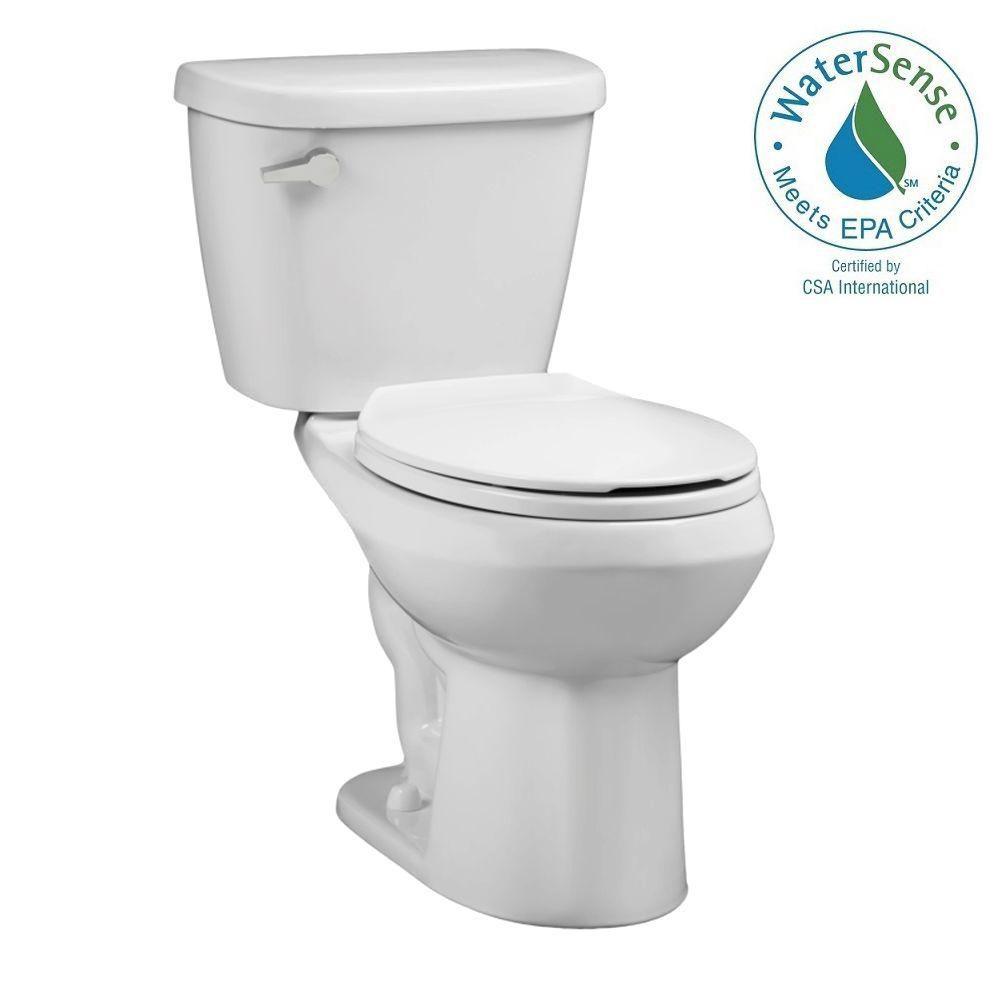 Toilette THE à hauteur idéale WaterWarden Renaissance