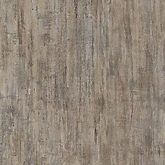 16 inch x 32 inch Brushed Chocoate Luxury Vinyl Tile Flooring (Sample)
