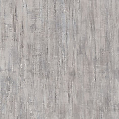 16 inch x 32 inch Brushed White Luxury Vinyl Tile Flooring (Sample)