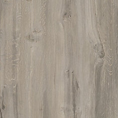 Sawn Oak Grey 7.5-inch x 47.6-inch Luxury Vinyl Plank Flooring (Sample)