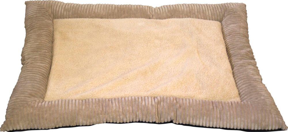 "Danazoo 73954 Thermal Reflective Bed 36"" x 27"" Beige"